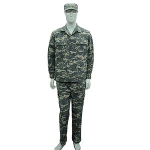 Paintball and Airsoft Universal Camo BDU Camouflage Clothing Wholesale