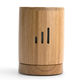 Electric Bamboo Ultrasonic Essential Oil Incense Diffuser,Easy Home Innovative Air Vaporizer Cool Mist Humidifier Aroma Diffuser