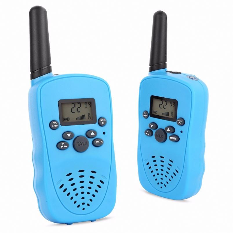 Mini cute toy walkie talkie 3-5KM two way radio <strong>communication</strong> long range for kids talkies walkie