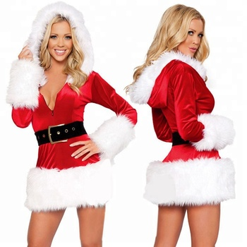 D28 sexy christmas halloween costumes for adults women