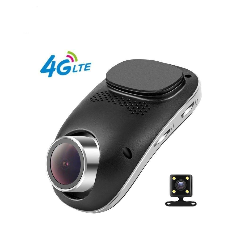 4G HD 1080P WIFI Car DVR Recorder Camera Hidden Dual Lens Night Vision Dash Cam Dingdong Store