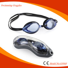 Professional optical lens swim goggles with prescription