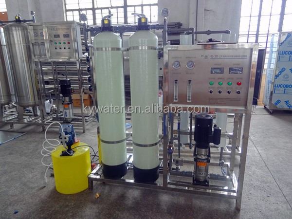 Factory hot sale salty <strong>water</strong> 500L Reverse osmosis filter <strong>water</strong> <strong>treatment</strong>