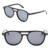 Hotest design polarized  wholesale China custom logo HORN SUNGLASSES