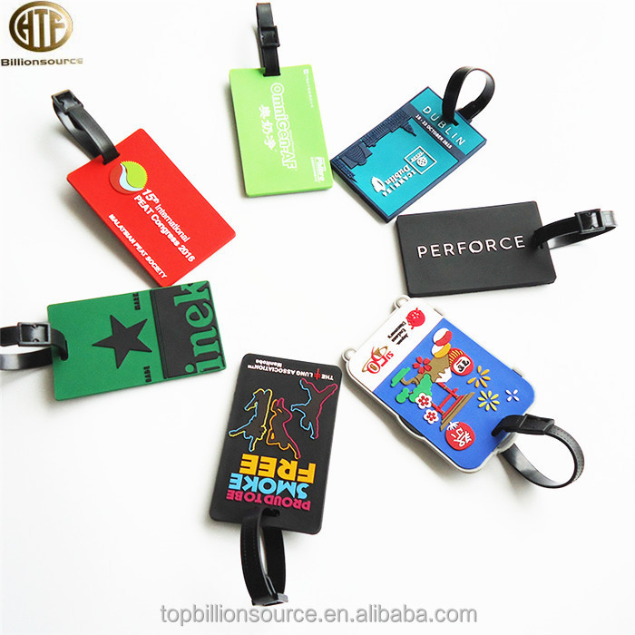 Plastic luggage tag covers wholesale luggage tag suppliers alibaba reheart Gallery