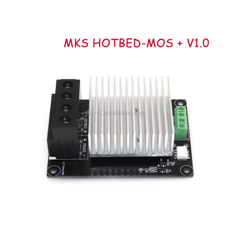 for heat bed/extruder MOS module exceed 30A support big current 3D printer parts heating controller MKS MOSFET