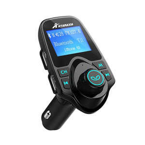 Hot Sale Mini Instructions Car Mp3 Player Usb Powered Fm Transmitter