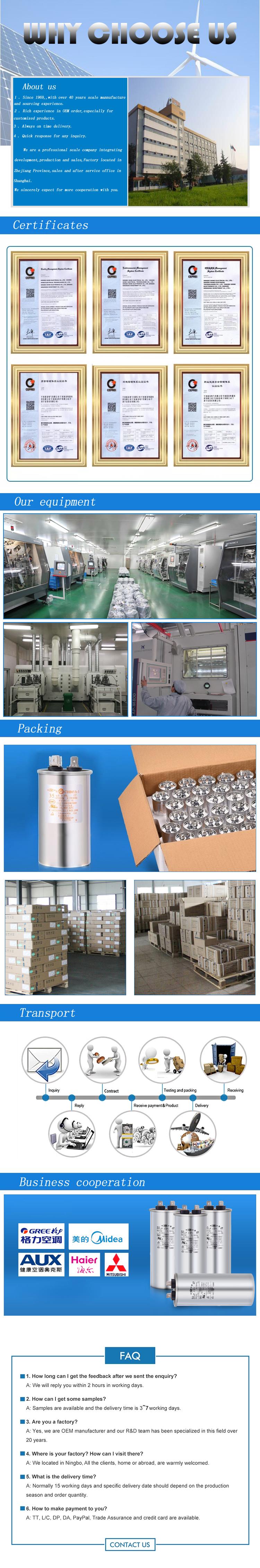 88 미크로포맷 1300Vdc DKMJ 금속 화 폴리 프로필렌 필름 graphene 슈퍼 커패시터 추진 제동 시스템