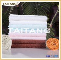 2017 best sell terry cloth hotel towel printed 100% cotton kitchen towels