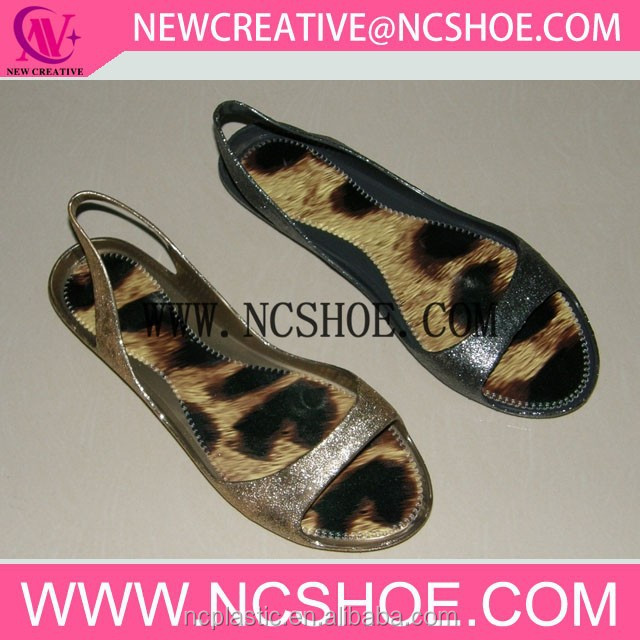 cec547e4e2c28 Ladies Flat Jelly Sandals Wholesale