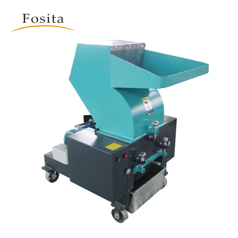 Plastic crusher voor injectie machine PE PP plastic shredder grinder