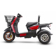 ce approved certificate three wheel 1000w1500w powerful adult cargo box fast food pizza delivery electric scooter