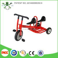 2016 China factory wholesale new model kids tricycle / baby twins tricycle
