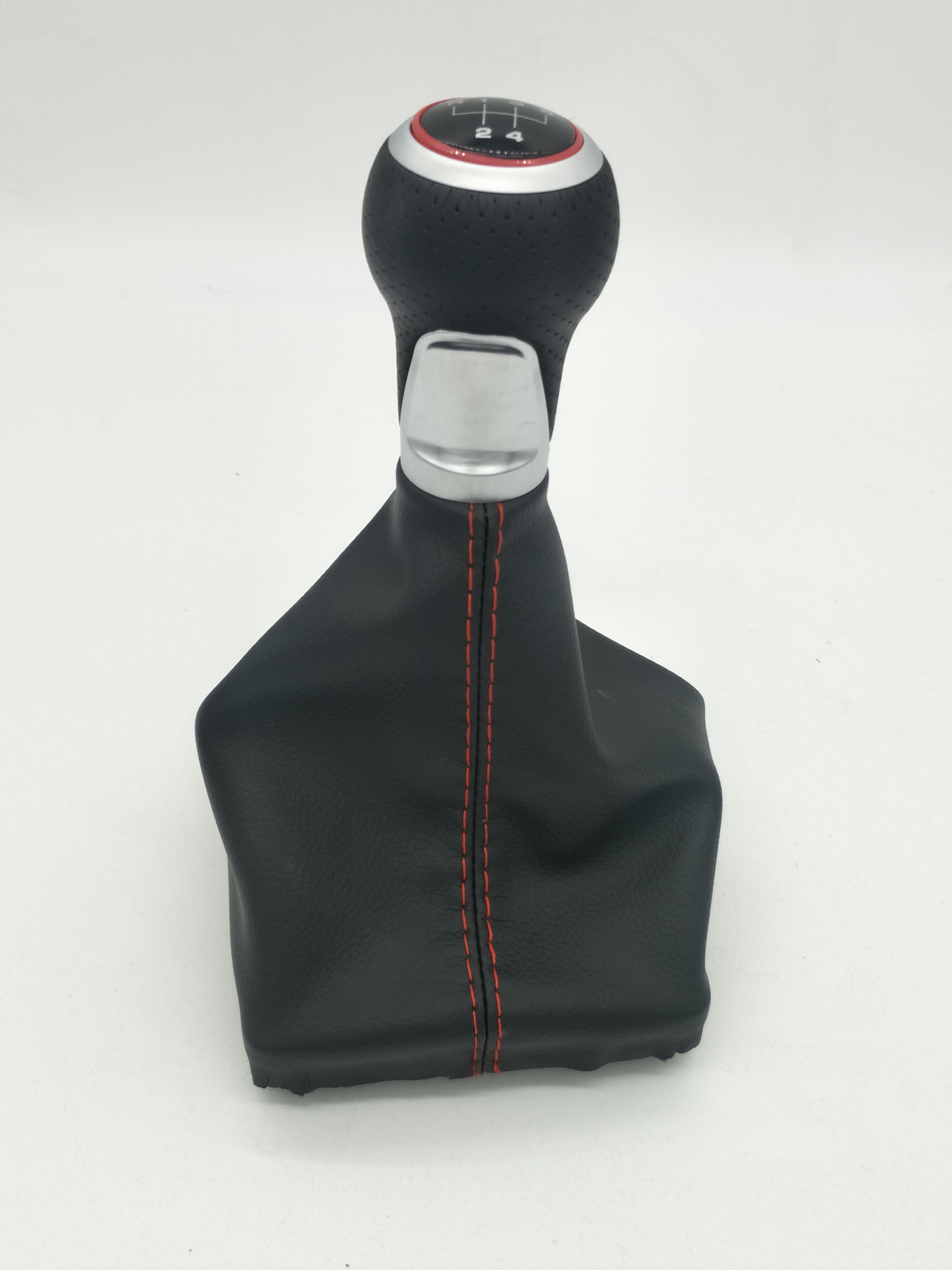 2007-2015 Gear Stick Gaiter schwarz Leder