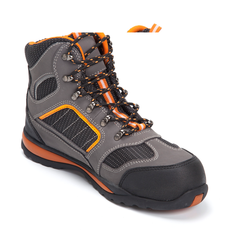 SOMO New Style High Quality Steel Toe Working Footwear Sport Style Safety Shoes
