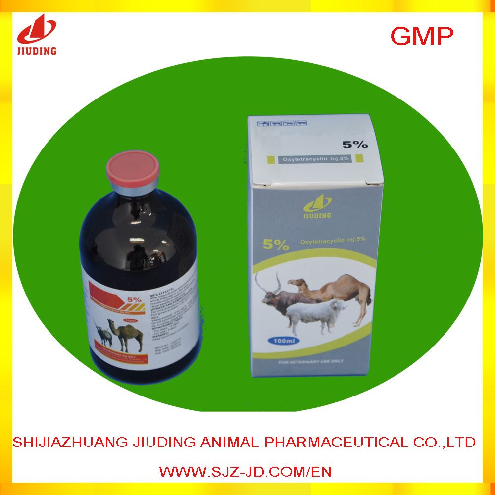 Antibacterial Oxytetracycline hcl injection