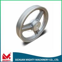 Split Type Stainless Steel Pulley Wheel for V-Belt