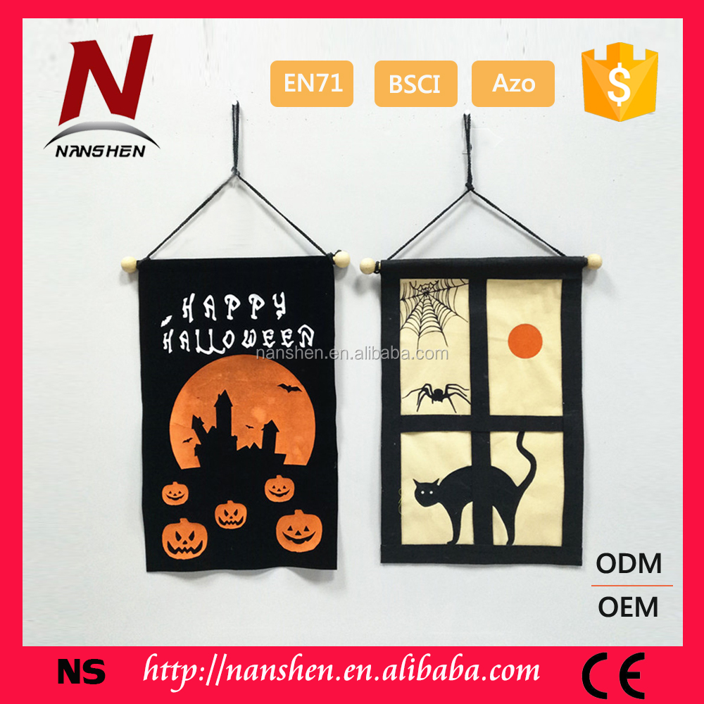 Halloween decoration funny wall hanging picture holiday decoration party