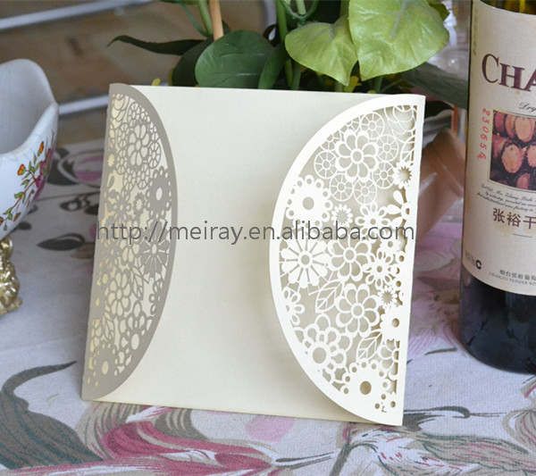 Alibaba China Suppliers Laser Cut Luxurious Wedding Souvenirs ...