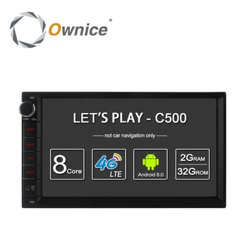 Ownice 2G Ram Octa core Android 6.0 car radio for 2 din univresal built in 4G LTE HD WIFI