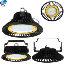 led ufo high bay 200w hampton bay lighting replace dlc high bay