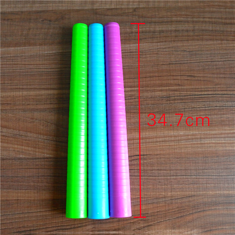 plastic material ring bobbins for yarn spinning