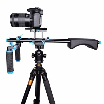 YELANGU D2 Shoulder Rig Aluminum Alloy Camera DSLR Video Camera shoulder bracket
