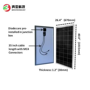 photovoltaic panel price solar power plate fluorescent lamp