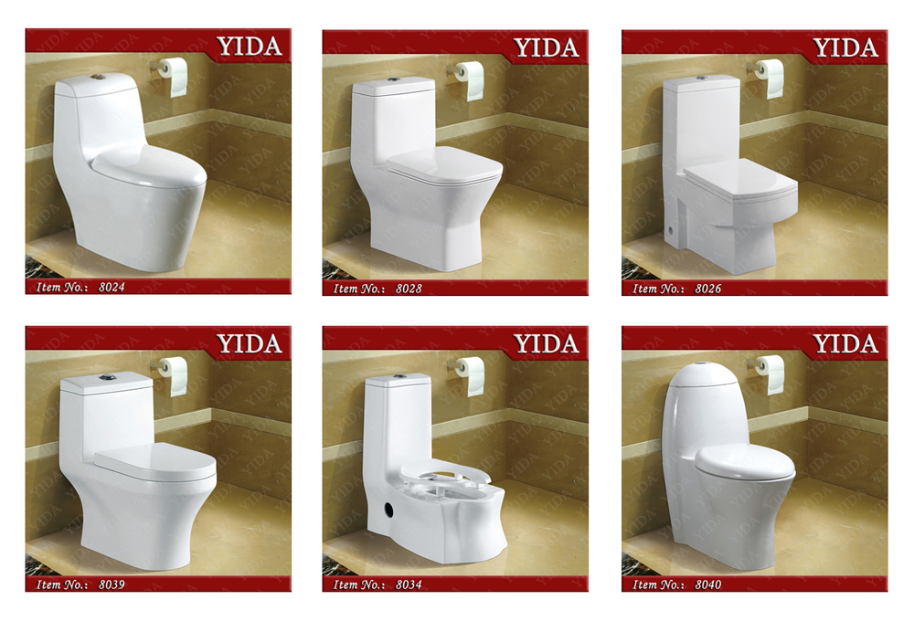 Modern Toilet Bowl Seperman Bathroom