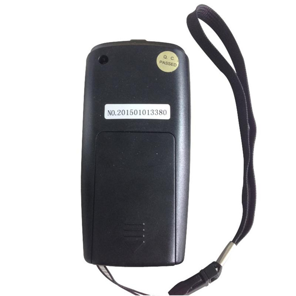 Digital Breath Alcohol Tester with Printer Manual Breathalyzer for Traffic Management