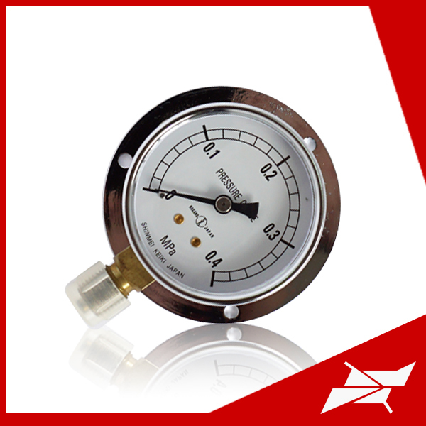 Diesel engine parts Nagano Shinmei marine pressure gauge