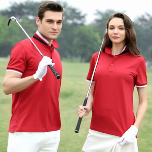 P03 2018 Unisex High quality Blank 200g Mercerized cotton combed cotton Wholesale Retail golf polo shirt company logo polo
