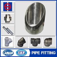 All types aluminum pipe fitting for textile