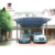Cheap strong double cars used aluminum carport sale for car parking