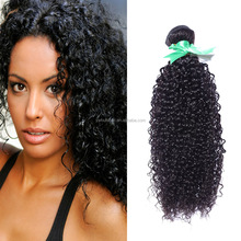 Alibaba express new products brazilian kinky curly virgin hair, unprocessed 100% human hair, popular style
