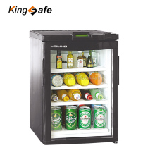 Freezer Refrigerator Equipment Hotel Minibar 40 liter