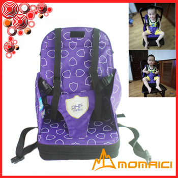Portable Baby Feeding Seat Toddlers High Dining Chair Booster Fold Up