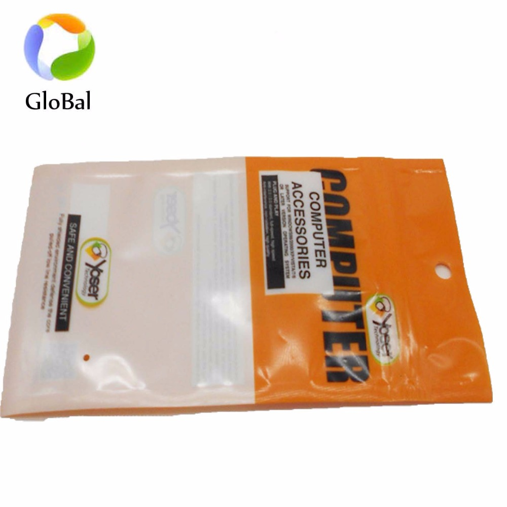 alibaba china market supply fashion design zipper top cell phone accessories electronics plastic bag with clear window