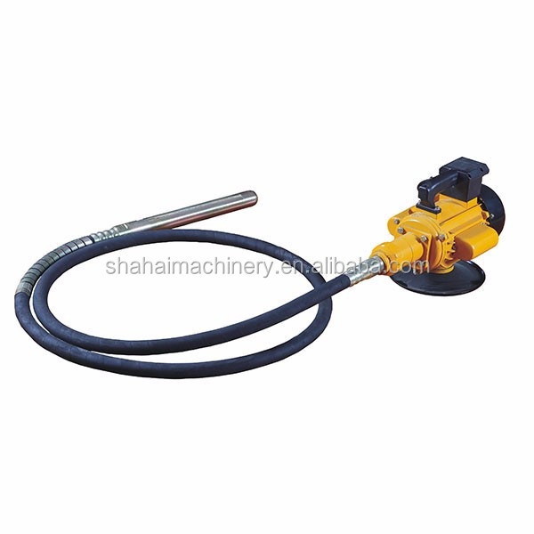 japanese type 2000w 220v handheld flexible shaft coupling small poker Electric Concrete vibrator