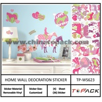 Best Price OEM Design dandelion wall stickers home decor wholesale