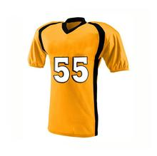 Hot New Products Goalie Cut american football jersey With Sublimated Printing Trade Assurance