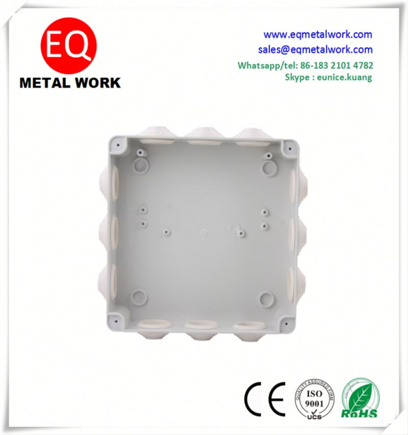 Pvc waterproof electrical box metal junction box cover
