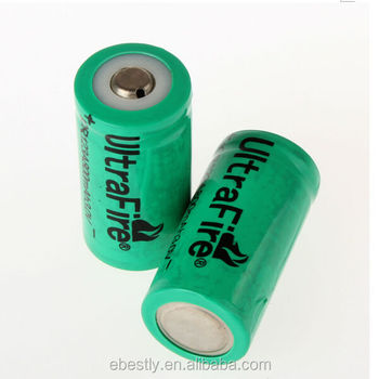 Cr123a Battery Lithium 30v Rechargeable Li Ion Battery Cr123a 3v
