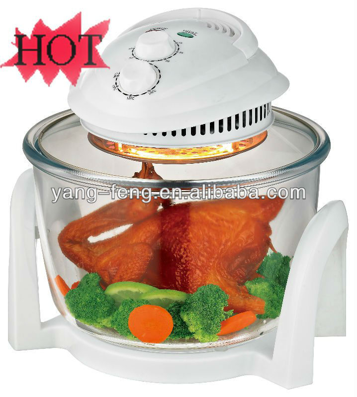 7L Multifunction Halogen Convection oven/microwave oven