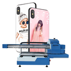 Multifunction a2 size digital 60*40 cm printing machine UV flatbed printer