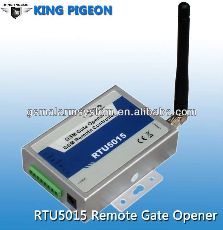 RTU5015,GSM Automatic Remote Door Operators,GSM Gate Opener,Dual-Band and Alert SMS receiver 2 phone numbers