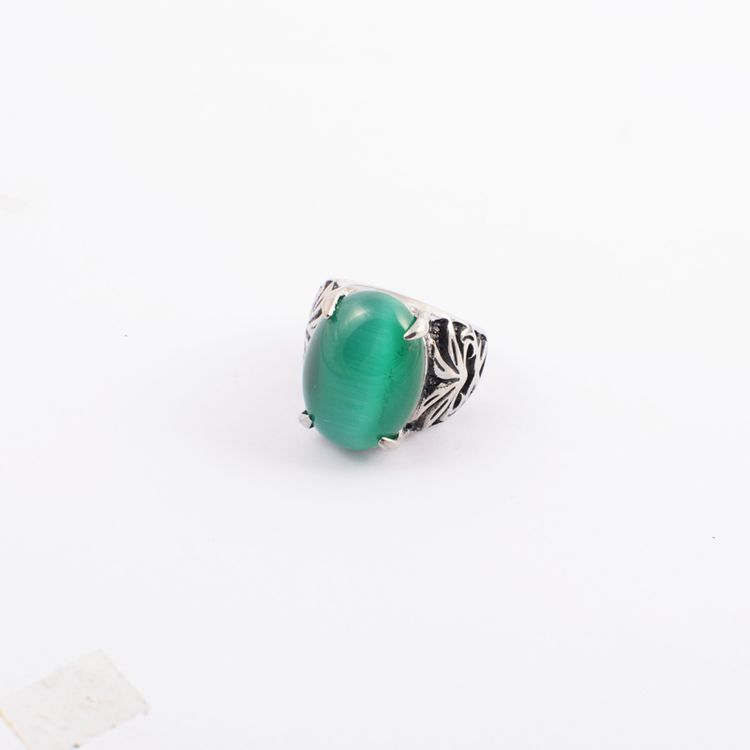 Hot New Promotional men finger big gemstone ring