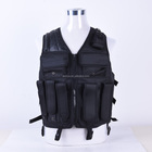 Custom logo Multifunction Tactical Vest for Police & Military