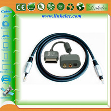 Good quality high speed optical audio cable rca adapter