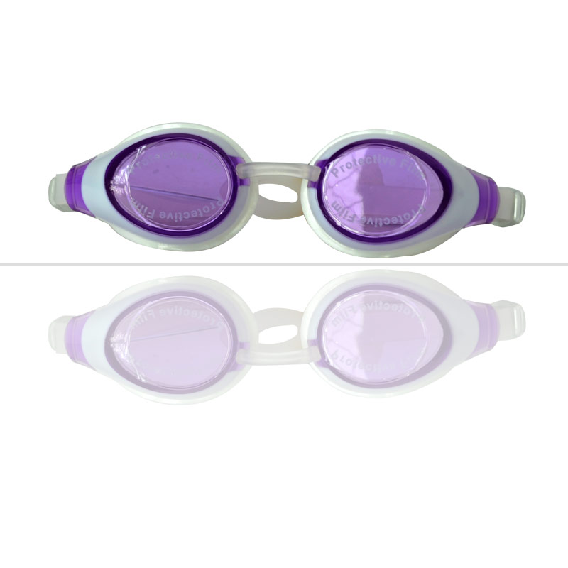 2016 new design prescription optical swim goggles for kids